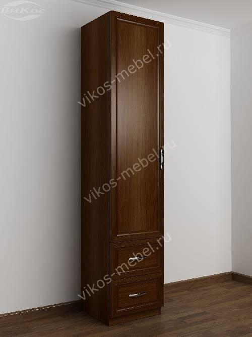 1-дверный шкаф в коридор цвета яблоня