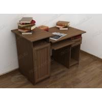 прямой классический компьютерный стол