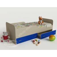 кровать от 3 лет с выдвижными ящиками для мальчика
