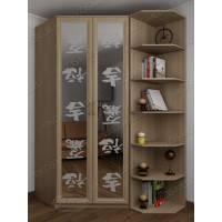 платяной шкаф угловой для спальни