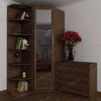 узкий платяной шкаф угловой
