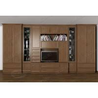 мебельная стенка классика с вместительным шкафом