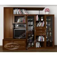 мебельная стенка горка в кабинет