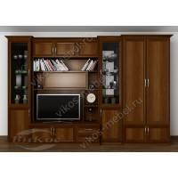 модульная мебельная стенка в зал