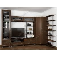 комплект мебели для гостиной Фортуна - венге