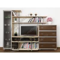 современная мебельная стенка для спальни
