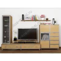 модульная мебельная стенка модерн