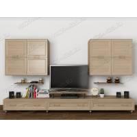мебельная стенка Тануки 4 в классическом стиле