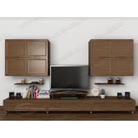модульная мебельная стенка классика