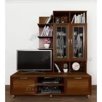 мебельная стенка горка в классическом стиле