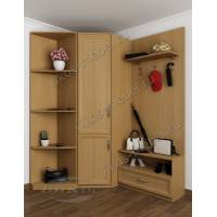 Комплект мебели для прихожей Ювента модульный