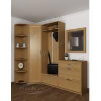 Комплект мебели для прихожей Семицвет 1 в композиции №3