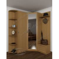 Комплект мебели для прихожей Соло-135/210 угловой