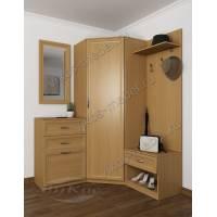 Комплект мебели для прихожей Влада-150/210