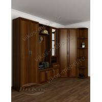 Комплект мебели для прихожей Влада-1 (+ зеркало)