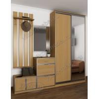 Прихожая мебель Шарм-240/230 композиция №1