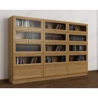3-створчатый шкаф для книг библиотека