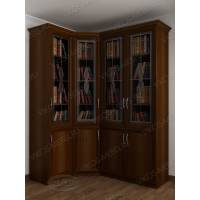 4-дверный угловой угловой шкаф