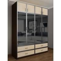 шкаф для спальни с выдвижными ящиками