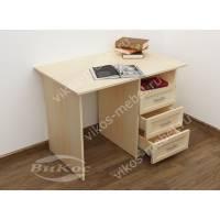 мини стол в кабинет с ящиками