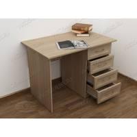 однотумбовый маленький стол в кабинет