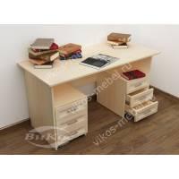 2-тумбовый большой письменный стол