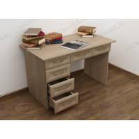 маленький офисный стол с выдвижными ящиками