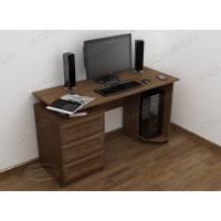 широкий стол для компьютера классика